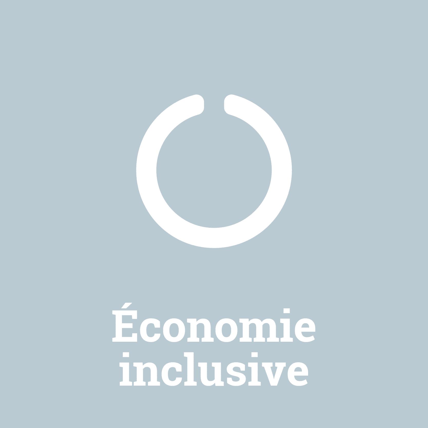 économie inclusive