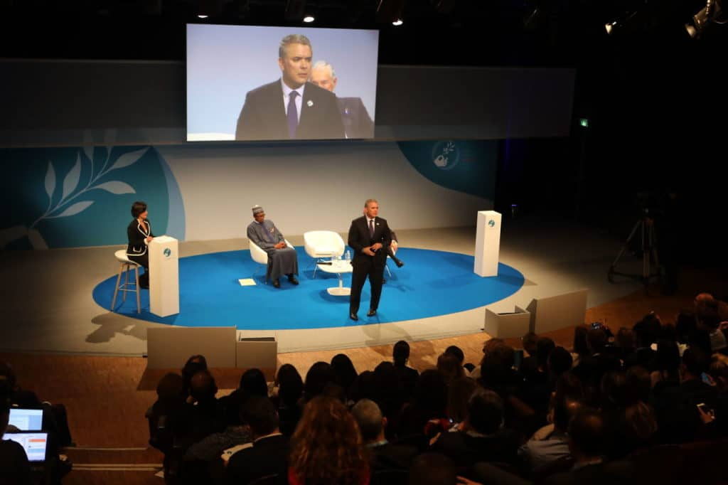 Paris Peace Forum masterclass