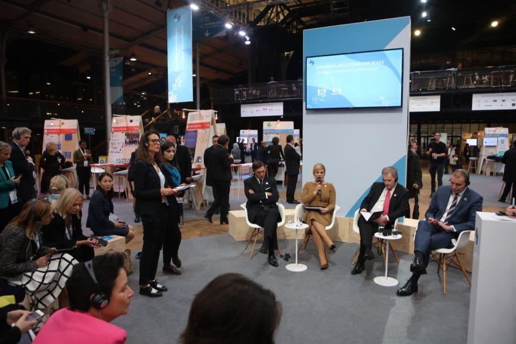 Solutions for Peace Paris Peace Forum