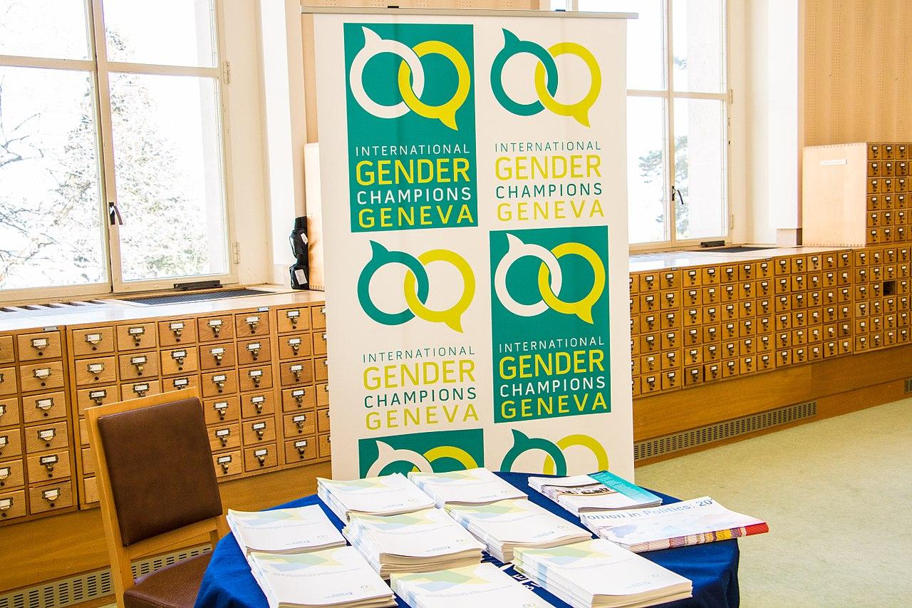 international gender champions