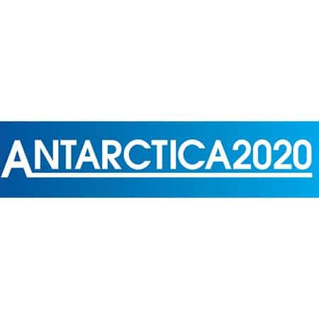antarctica 2020 project logo