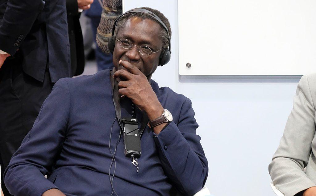Abdoulaye Mar Dieye Paris Peace Forum 2018