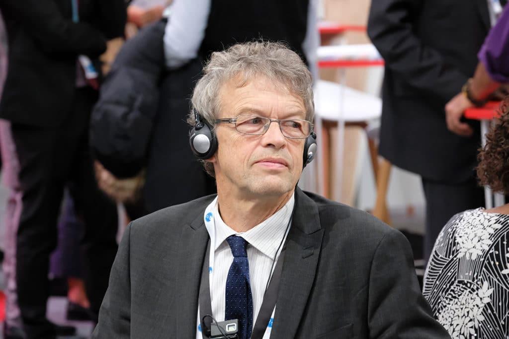 Philippe Malbranche Paris Peace Forum