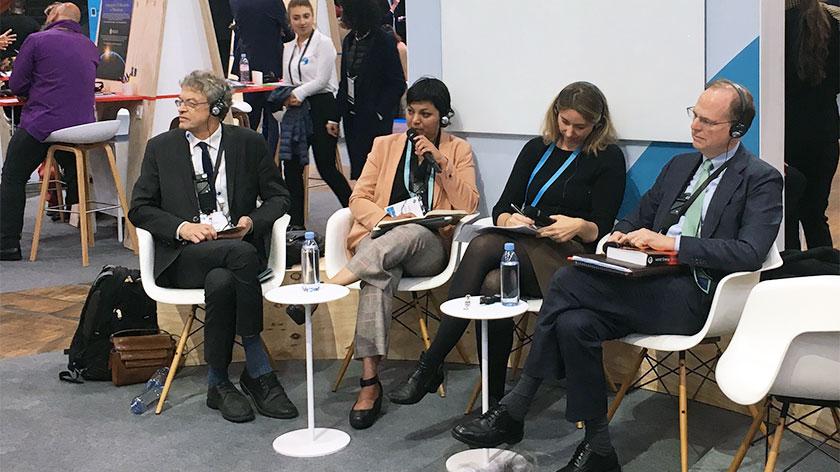 solar energy Paris Peace Forum
