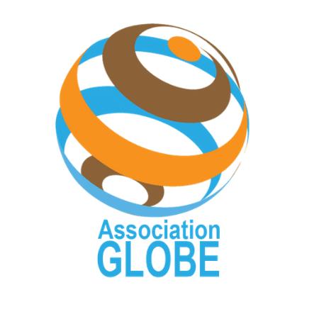 association globe white
