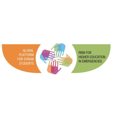 logo global platform for syrian students